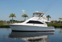 1992 Ocean Yachts38 Supe...