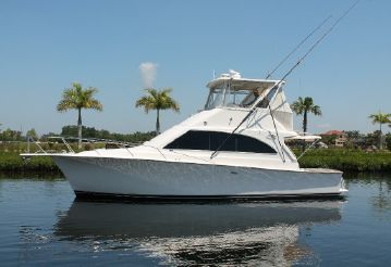 1992 Ocean Yachts 38 Super Sport
