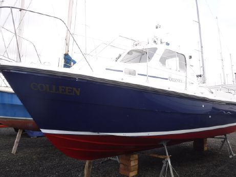 2001 Orkney Boats Day Angler 24