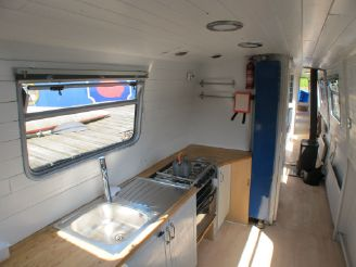 thumbnail photo 0: 1989 Narrowboat 65ft Trad Stern