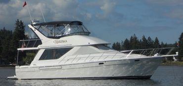 1997 Bayliner 3988 Command Bridge Motoryacht