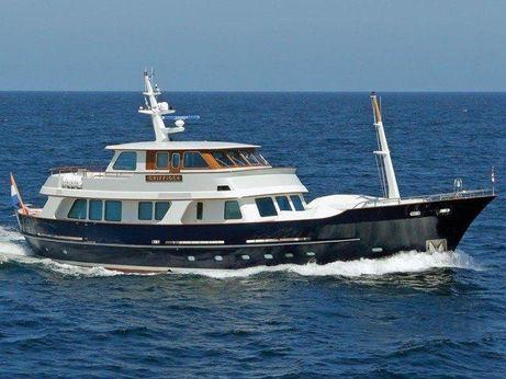 2006 De Vries Lentsch Classic Expedition Yacht 90Ft