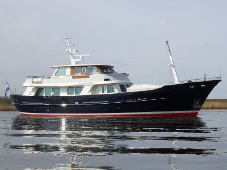 2006 De Vries Lentsch Classic Expedition Yacht 90Ft