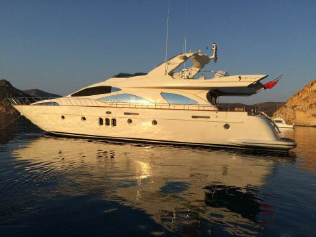 2005 Azimut Fly Bridge