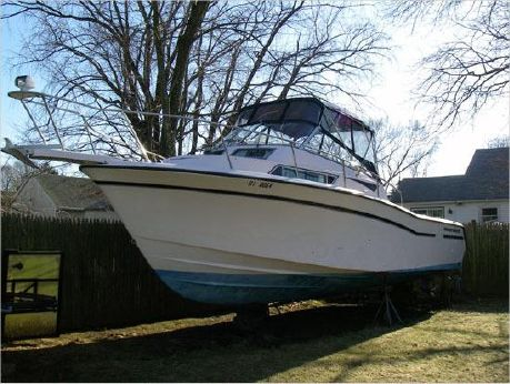 1997 Grady White Marlin
