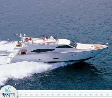 2002 Ferretti 760