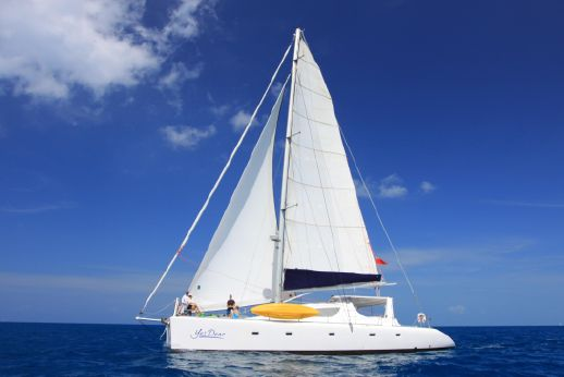2007 Voyage Yachts 580