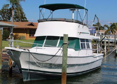 1997 Mainship 390 Trawler