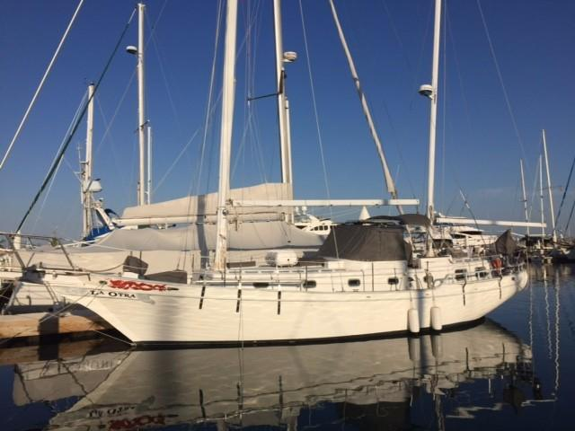 41' Island Trader 41+Boat for sale!