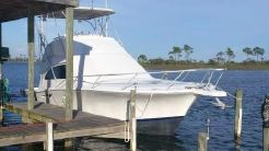 1999 Luhrs Convertible