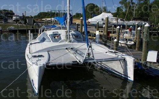 1996 Catana 381 Owners Version