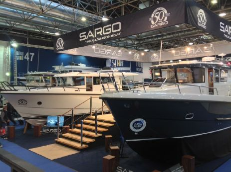 2017 Sargo 33 NEW