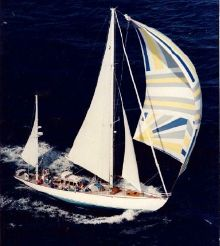 1934 Sparkman & Stephens Designed Jacobson Peterson Yawl Rigged