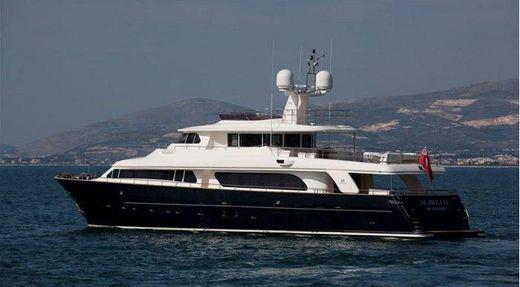 2007 Ferretti Yachts Custom Line 30