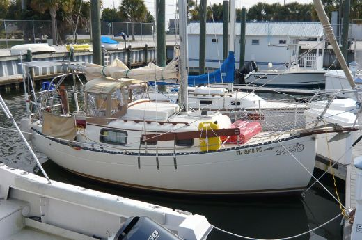 1979 Pacific Seacraft Flicka 20