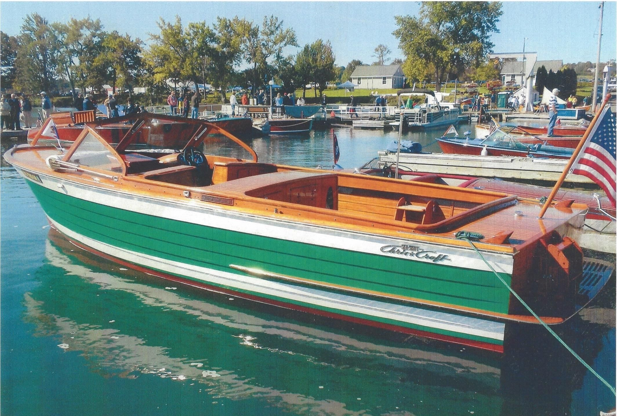 1961 Chris Craft Sea Skiff Power Boat For Sale Www