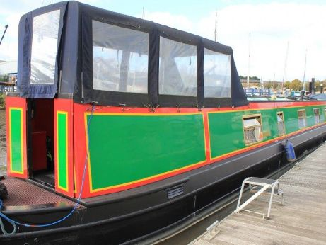 2003 Narrowboat 58ft Semi Trad