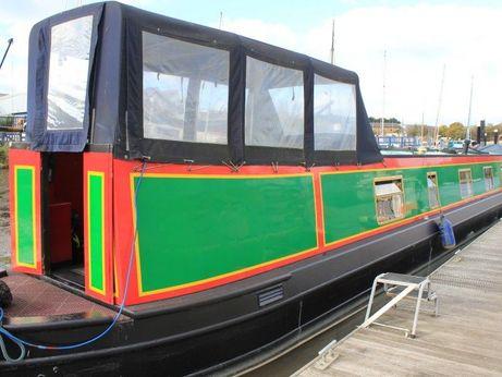 2003 Narrowboat 58ft Semi Trad