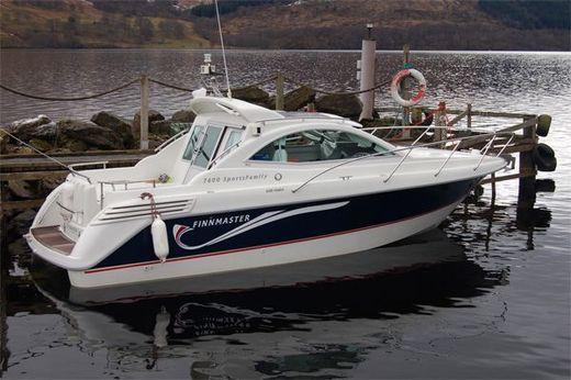 2005 Finnmaster 7600