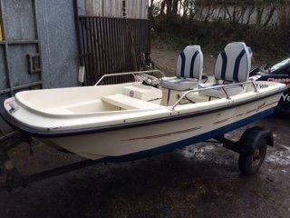 1990 Orkney Dory