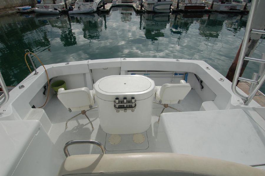 photo of 39' Hatteras Express Sportfish