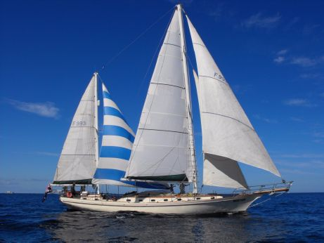 1976 Herreshoff Bounty 65 Ketch