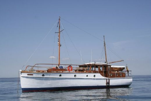 1937 Comben And Hyland 40 ft Motor Yacht