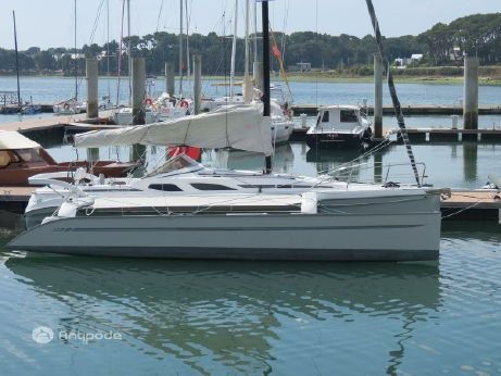 2011 Quorning Boats DRAGONFLY 35