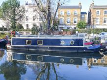 2017 Narrowboat 40ft with London mooring