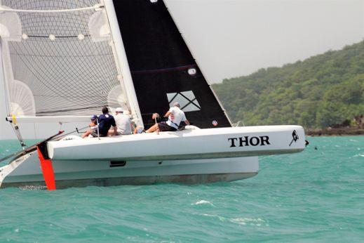 2007 Seacart Seacat 30