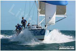 1986 X Yachts X 99 MK 1