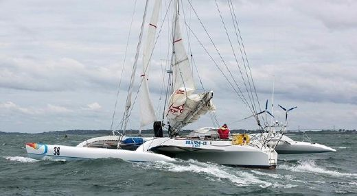 1990 Sea Tec 50ft Trimaran