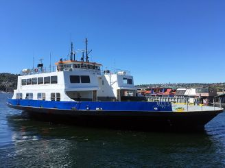 1967 Custom Ferry Boat M/V
