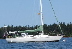 2001 J Boats J42 Shoal Draft