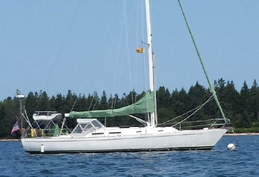 2001 J Boats J42 Shoal Draft