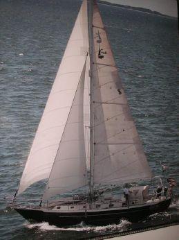 1993 Pacific Seacraft Voyagemaker