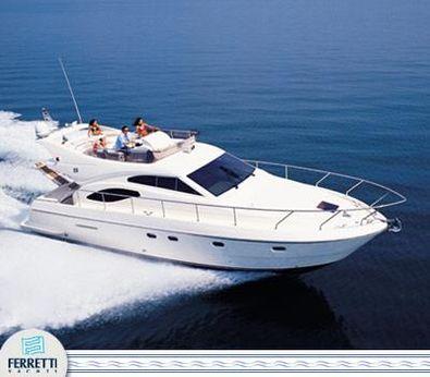 2004 Ferretti Yachts 430