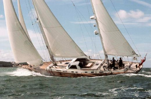 1997 Sweden Yachts 70