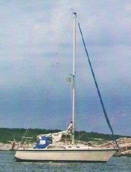 1986 O'day 28 Sloop