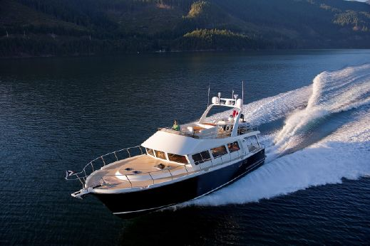 2012 Coastal Craft 56 IPS