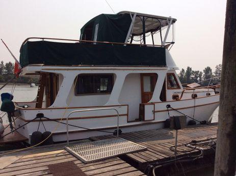 1977 C & L Puget Europa Trawler