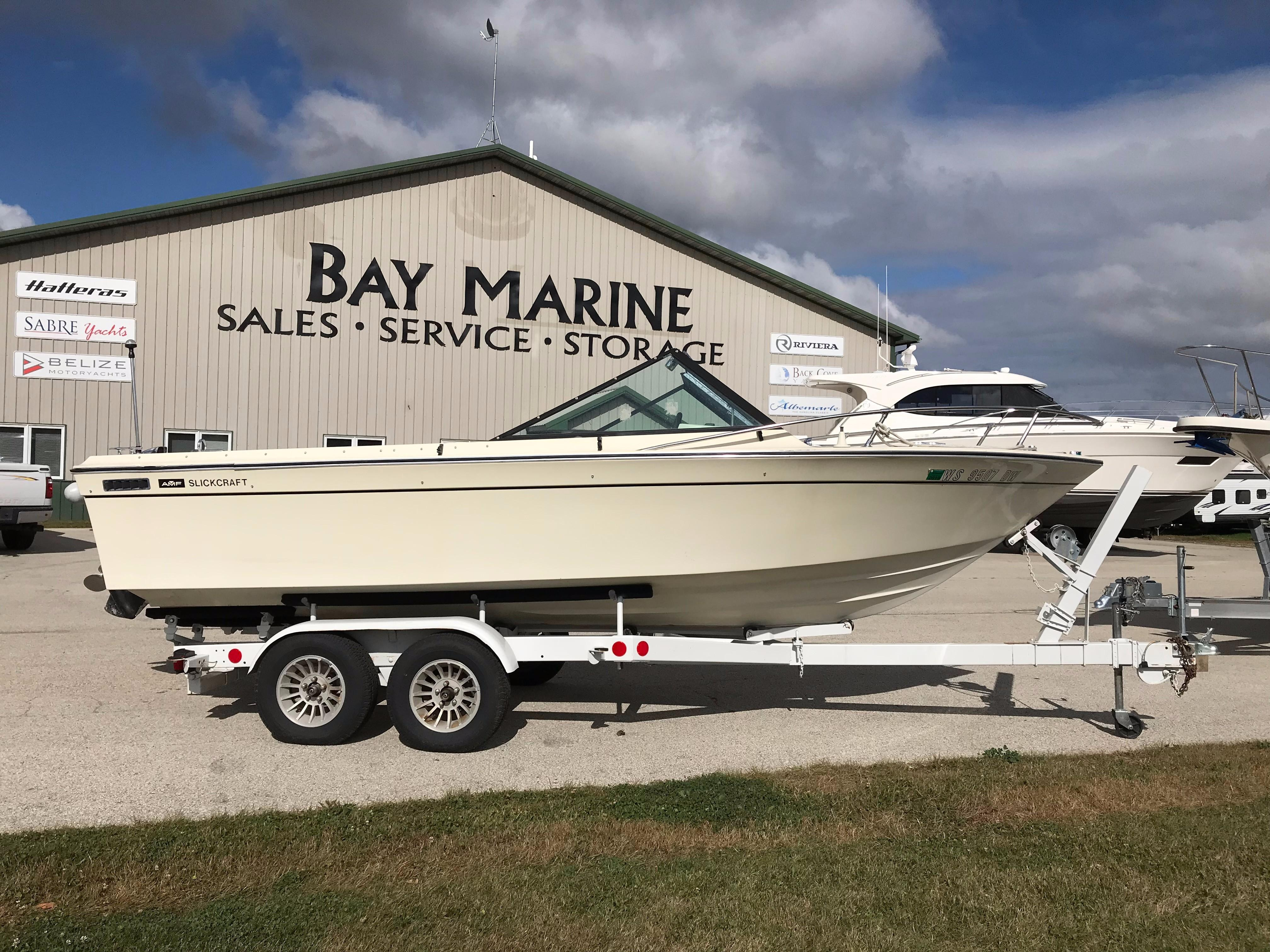 1975 Slickcraft Ss 204 Power Boat For Sale