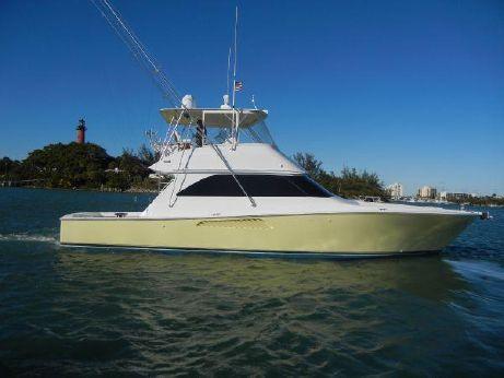 2002 Viking Yachts 52 Convertible