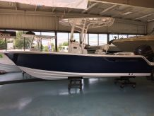 2015 Sportsman Heritage 211 (dealer boat)