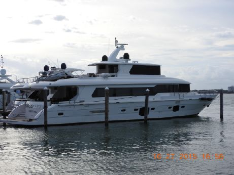 2014 Tarrab 105 Motor Yacht Tri-Deck