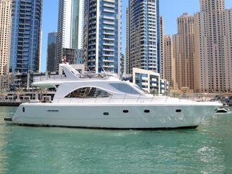 2012 Motor Yacht Dubai Marine 70
