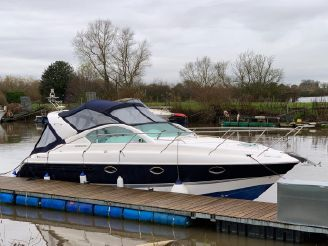 1997 Fairline Targa 34