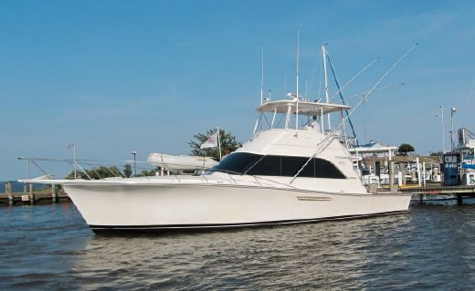 1986 Ocean Yachts 48 CONVERTIBLE