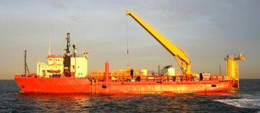 1974 Custom DP2 Offshore Support Vessel
