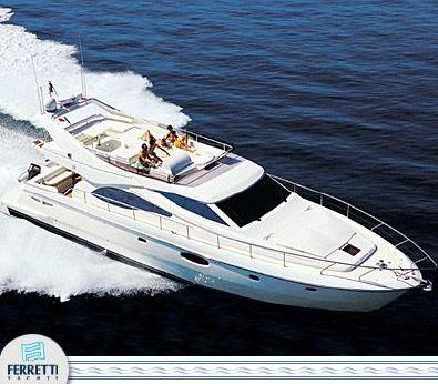 2004 Ferretti 590